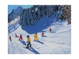 Ski School  Morzine  2015