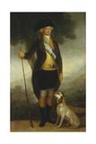 Carlos Iv of Spain  Hunting c1799-1800