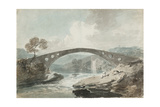 The Bridge at Pontypridd