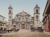 La Catedral  Havana  Cathedral of the Virgin Mary of the Immaculate Conception