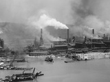 Carnegie Furnaces  Braddock  Pa