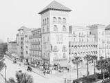 Hotel Alcazar and Annex  St Augustine  Fla