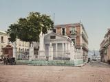 El Templete  Havana