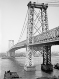 Williamsburg Bridge  New York  NY