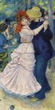 Dance at Bougival, 1883 Giclée par Pierre-Auguste Renoir
