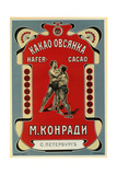 Kondradi Cocoa - Gives You the Strength of Wrestlers