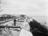 El Parapeto De La Cabana  Havana