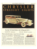 1931 Chrysler -Straight Eights