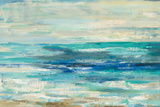 Shimmering Sea Reproduction d'art par Silvia Vassileva