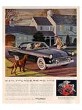 1955 6 AM Thunderbird Time