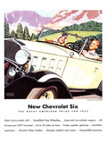 1932 GM New Chevrolet Six