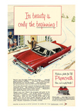 1958 Plymouth - the Beginning
