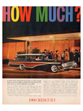 1960 Mercury - How Much