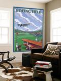 Boeing Field  Seattle  Washington