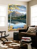 Long's Peak and Bear Lake - Rocky Mountain National Park
