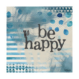 Be Happy Blue