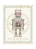 Retro Robot II