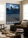 Seattle  Washington Bigfoot