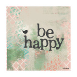 Be Happy Pink