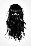 It Girl Reproduction d'art par Ruben Ireland