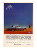1965 Thunderbird Luxury Travel