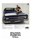 1970 GM Chevrolet Nova