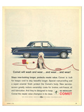 1963 Mercury -Comet Rust-Proof