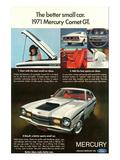 1971 Mercury-Better Small Car