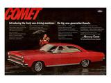 1966 Mercury Comet Performance