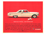 1963 Mercury - New Comet V-8