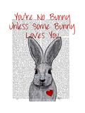 You're No Bunny