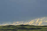Clouds and Blue Sky over the Rolling Sandhills