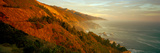 Coastline at Dusk  Big Sur  California  Usa