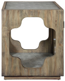 Kuba Square Accent Table