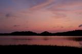 Sunset in Gamba