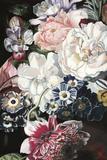 Baroque Botanica I Reproduction d'art par Naomi McCavitt