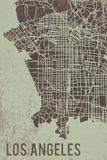 LA Street Map