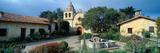 Mission San Carlos Borromeo De Carmelo  Carmel  California