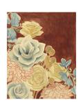 Sunkissed Bouquet II Reproduction d'art par Grace Popp