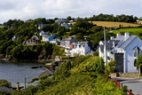 Summer Cove in Kinsale  County Cork  Ireland