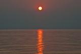 Sunset on Lake Malawi Sunset Above Lake Malawi