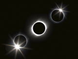 Composite Photo Sequence of the Longest Total Solar Eclipse of the 21st Century