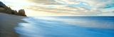 Sunrise over Pacific Ocean  Lands End  Cabo San Lucas  Baja California Sur  Mexico