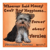 Yorkies = Happiness