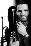 Jazz Trumpet Player Chet Baker (1929-1988) C 1987