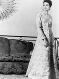 Balenciaga Lace Dress November 03  1963