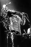 Bob Marley En Concert De Reggae Au Roxy  Los Angeles Le 26 Mai 1976