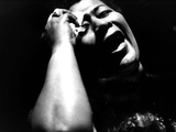 Ella Fitzgerald (1917-1996) American Jazz Singer C 1960