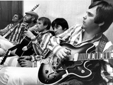 The Beach Boys (Dennis Wilson  Dave Marks  Carl Wilson  Brian Wilson and Mike Love) July 11  1966