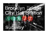 NYC Subway Station I
